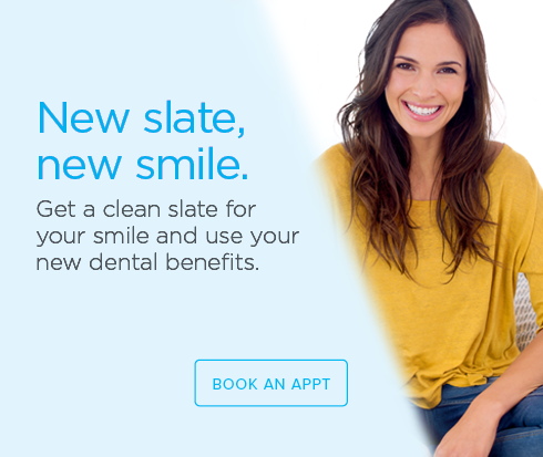 Santee Smiles Dentistry - New Year, New Dental Benefits